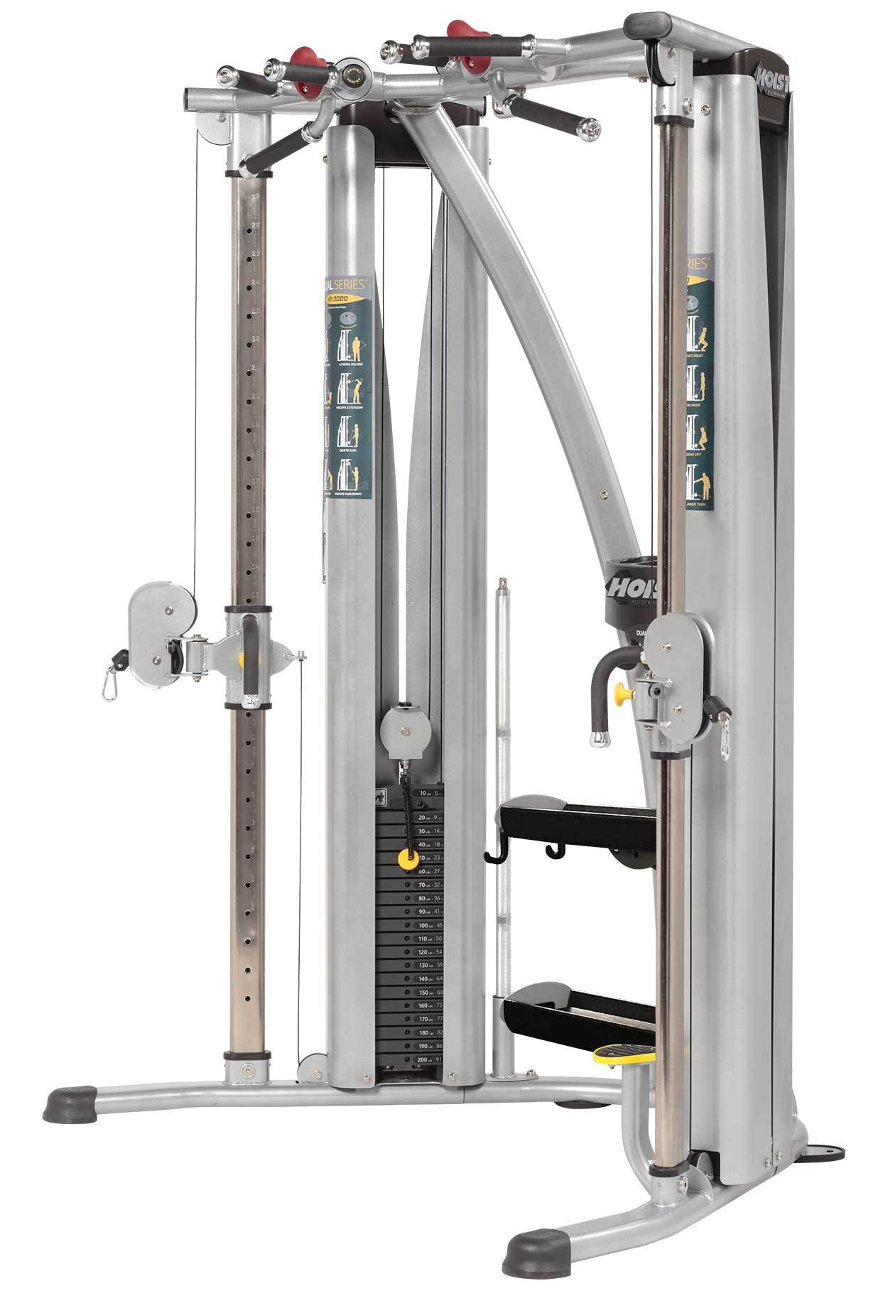 Hoist Dual Pulley Functional Trainer