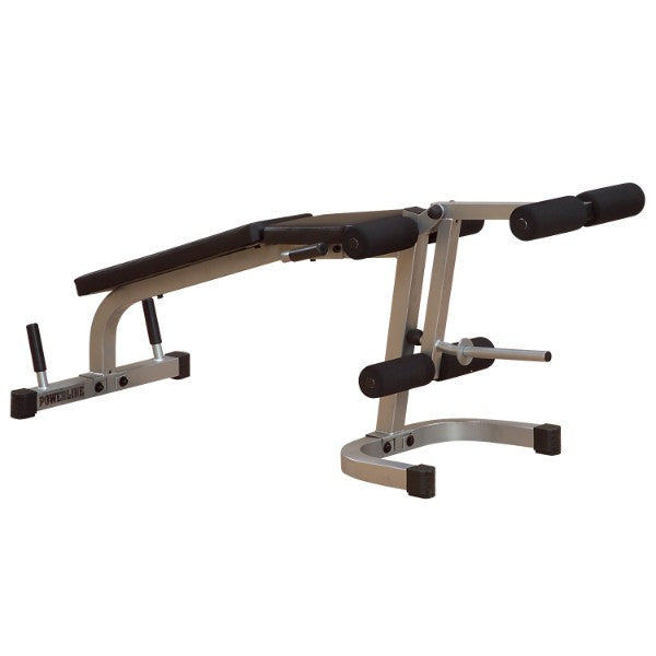 POWERLINE LEG EXTENSION & CURL MACHINE PLCE165X