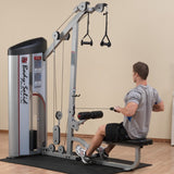 BODY SOLID SERIES II LAT PULLDOWN & SEATED ROW
