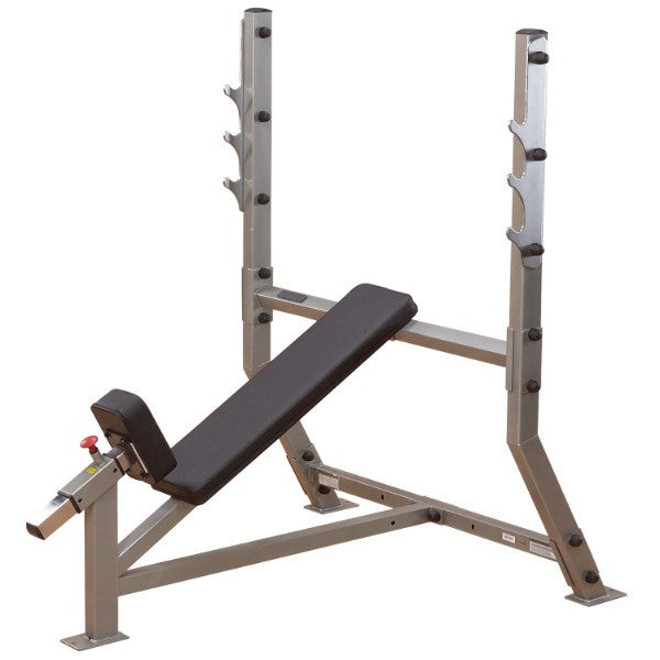 BODY SOLID INCLINE OLYMPIC BENCH SIB359G