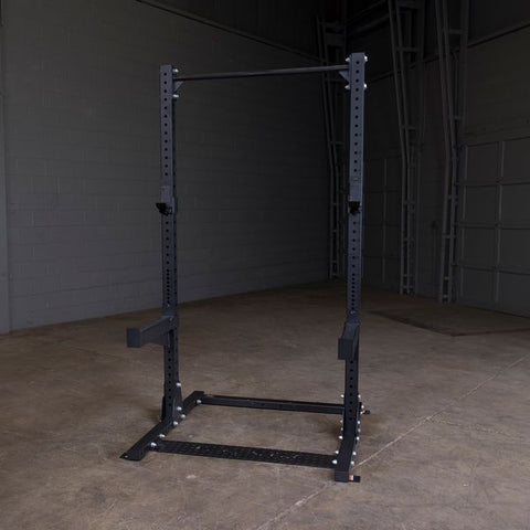 Body Solid SPR500 Half Rack