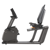 Matrix R50 Recumbent Bike w/ XIR Console