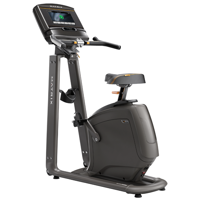 Matrix U50 Upright Bike w/ XER Console