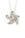 "Mini Starfish Pendant on 16"" chain 