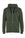 Men's Lightweight Jolly Roger Zip Hoodie | Seagrass Green