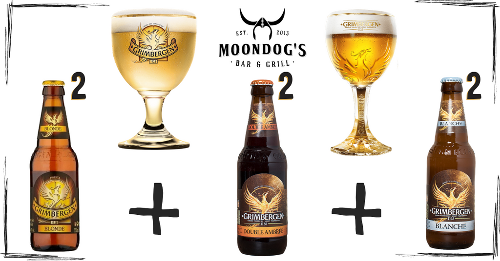 Special Grimbergen Package for the next ONLINE Masterclass - 02.06