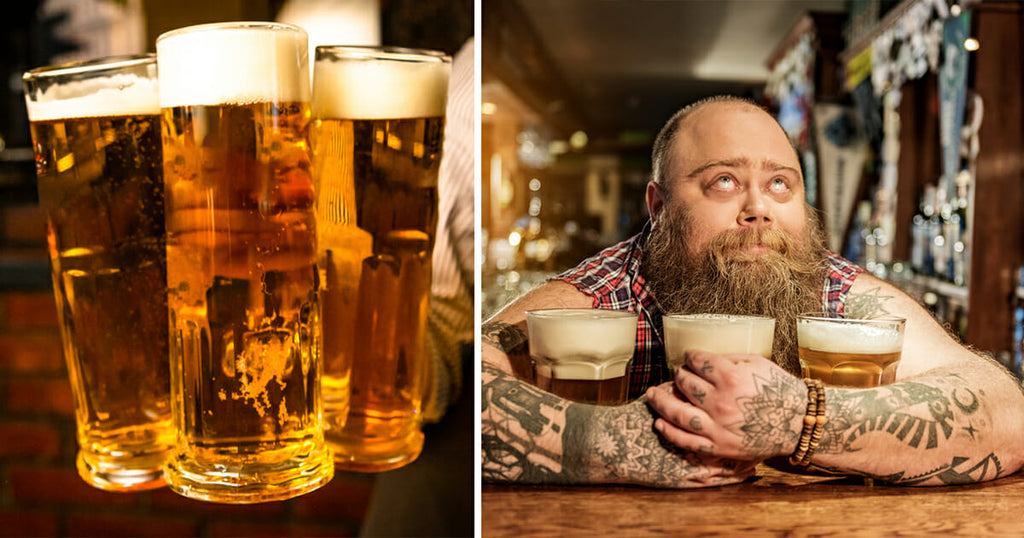 Science confirms: Smartest people are the heaviest drinkers