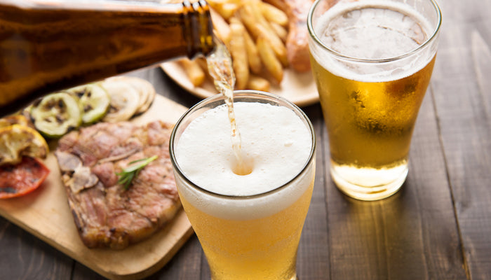 The Everyman's Guide to Pairing Food with Beer