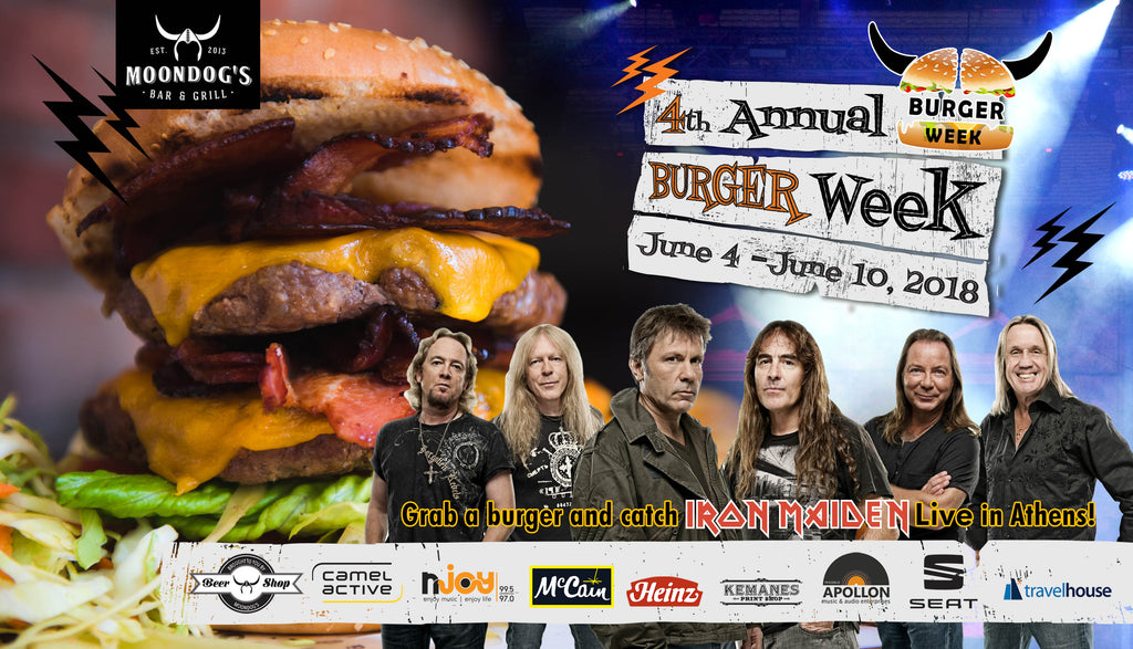 Moondog's Burger Week 04 - 10 June 2018 (4th edition)