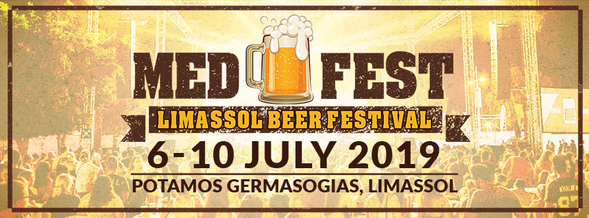 2nd MedFest - Limassol Beer Festival, 6-10 July