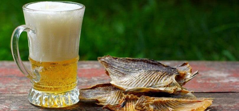 Fish and Beer: the perfect pairings