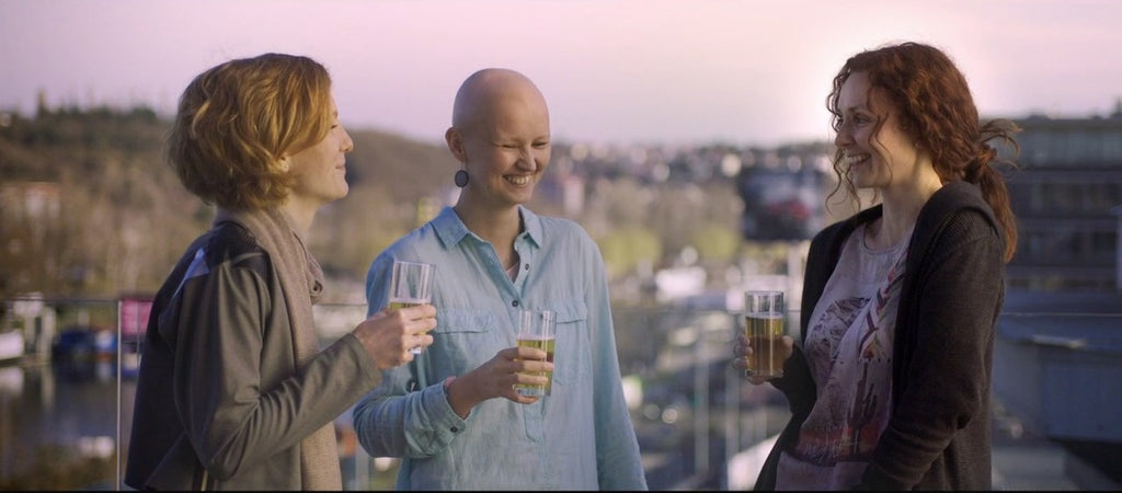This new beer is developed specifically for breast cancer patients.