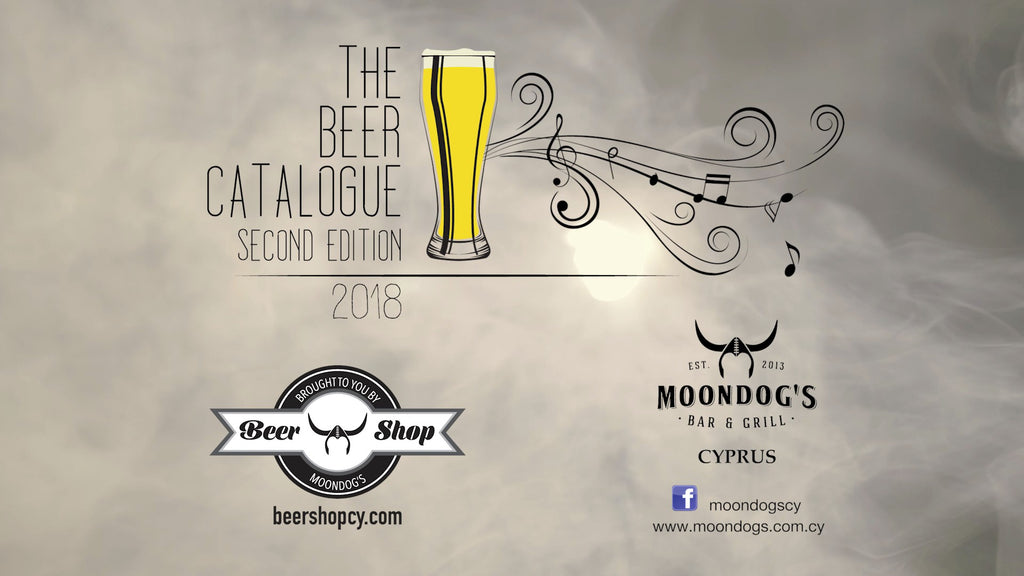 VIDEO - The Beer Catalogue 2nd edition (The making)