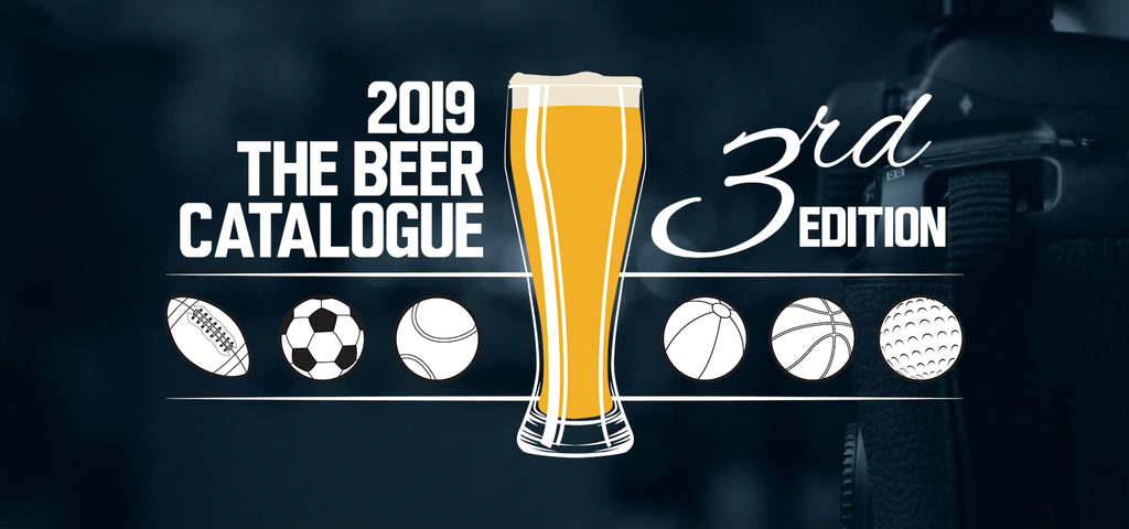 The Beer Catalogue 3rd edition 2019 (vid)