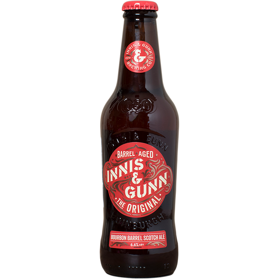 Innis & Gunn Original - The beer shop by Moondog's