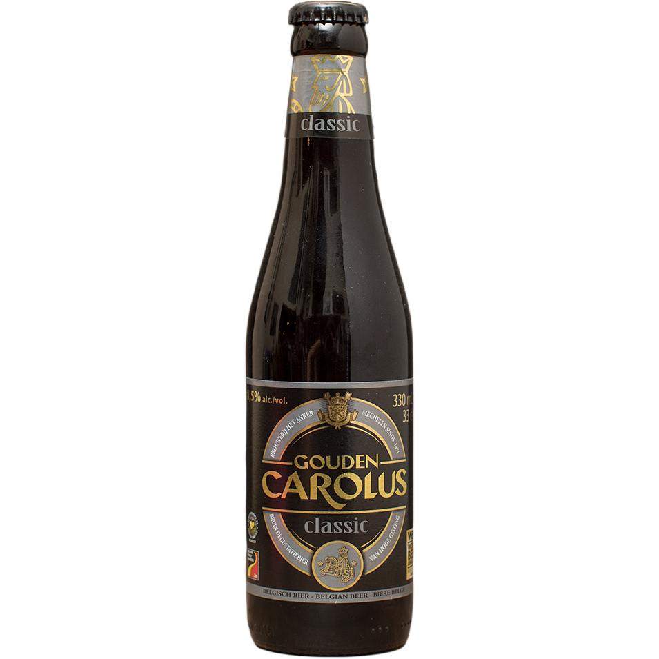 Gouden Carolus Classic - The beer shop by Moondog's