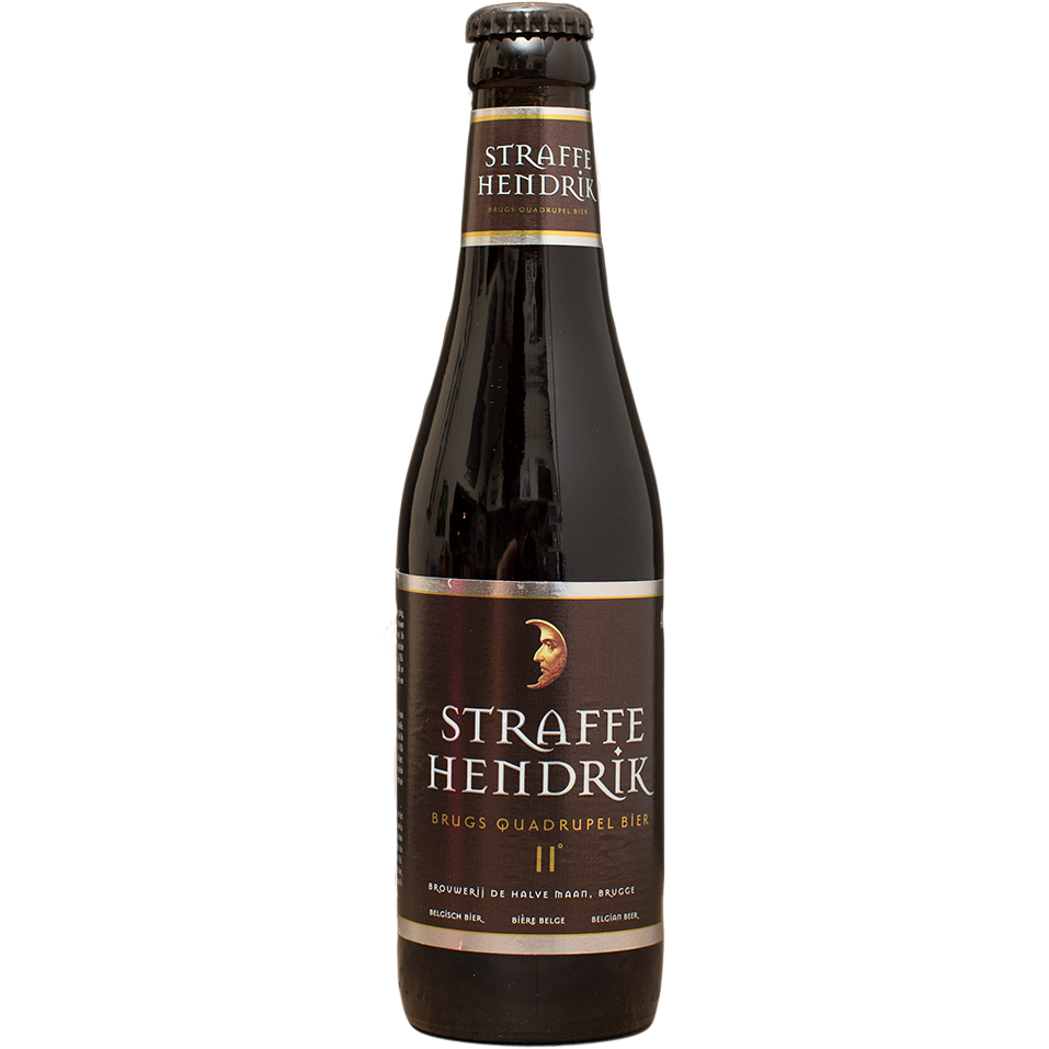 Straffe Hendrik Quadrupel - The beer shop by Moondog's