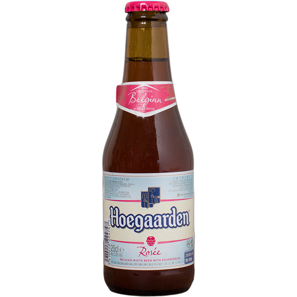 Hoegaarden Rosee - The beer shop by Moondog's