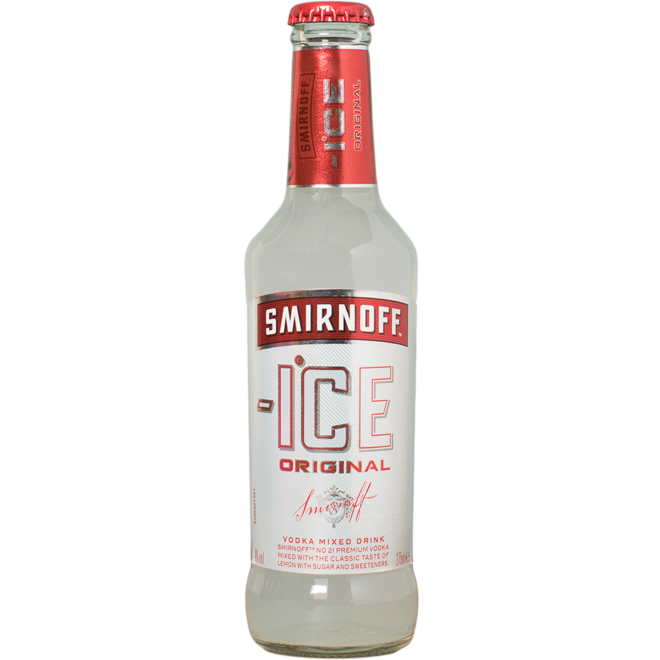 Smirnoff Ice - The beer shop by Moondog's