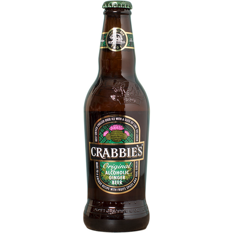 Crabbie's Ginger - The beer shop by Moondog's