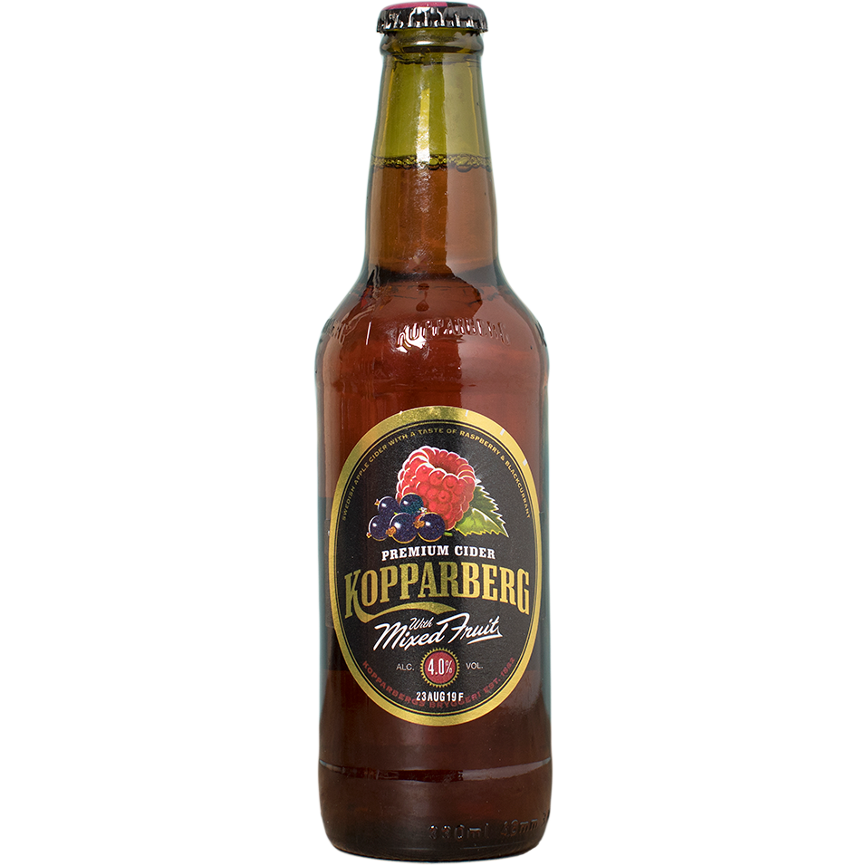 Kopparberg Mix Fruit - The beer shop by Moondog's
