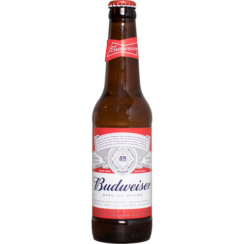 Budweiser - The beer shop by Moondog's
