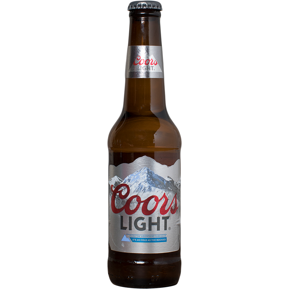 Coors Light - The beer shop by Moondog's