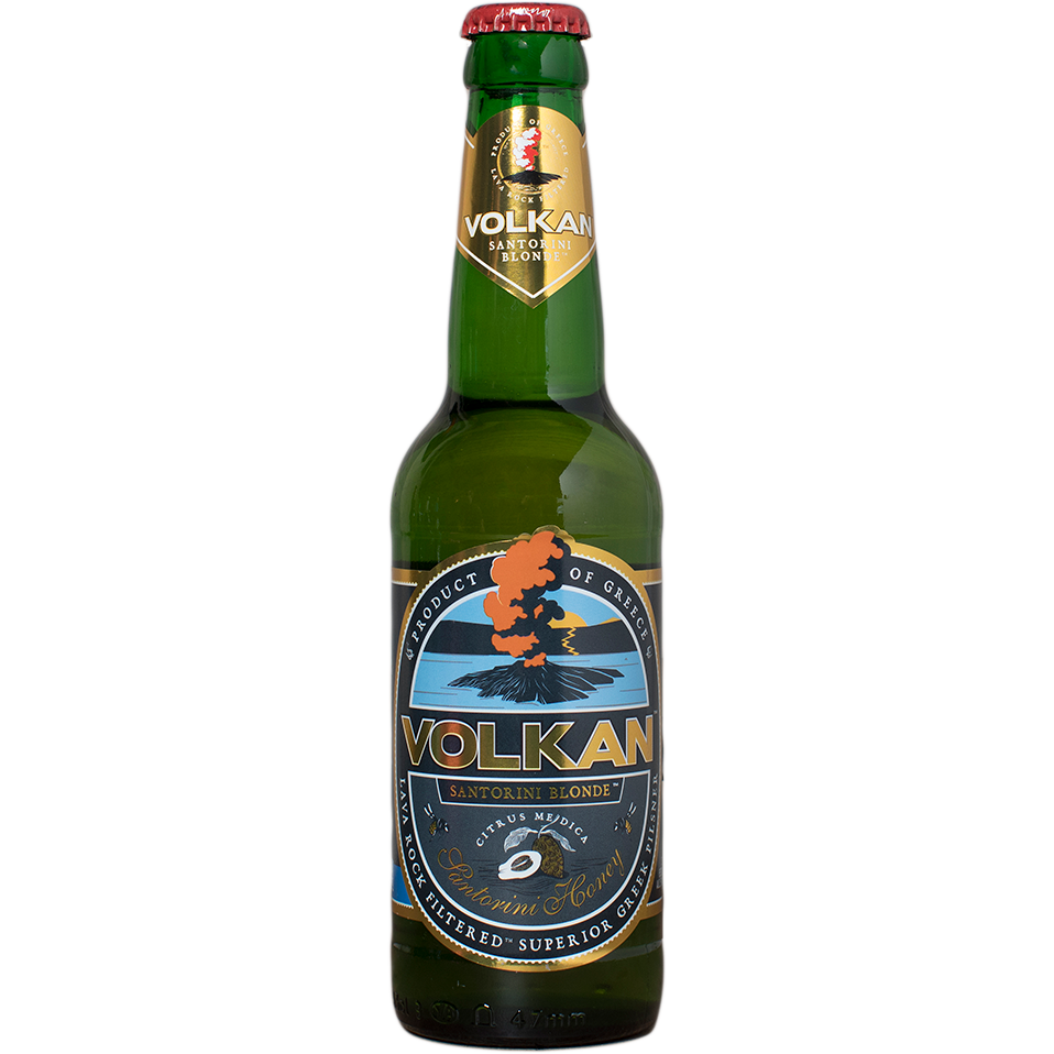 Volkan Santorini Blonde - The beer shop by Moondog's