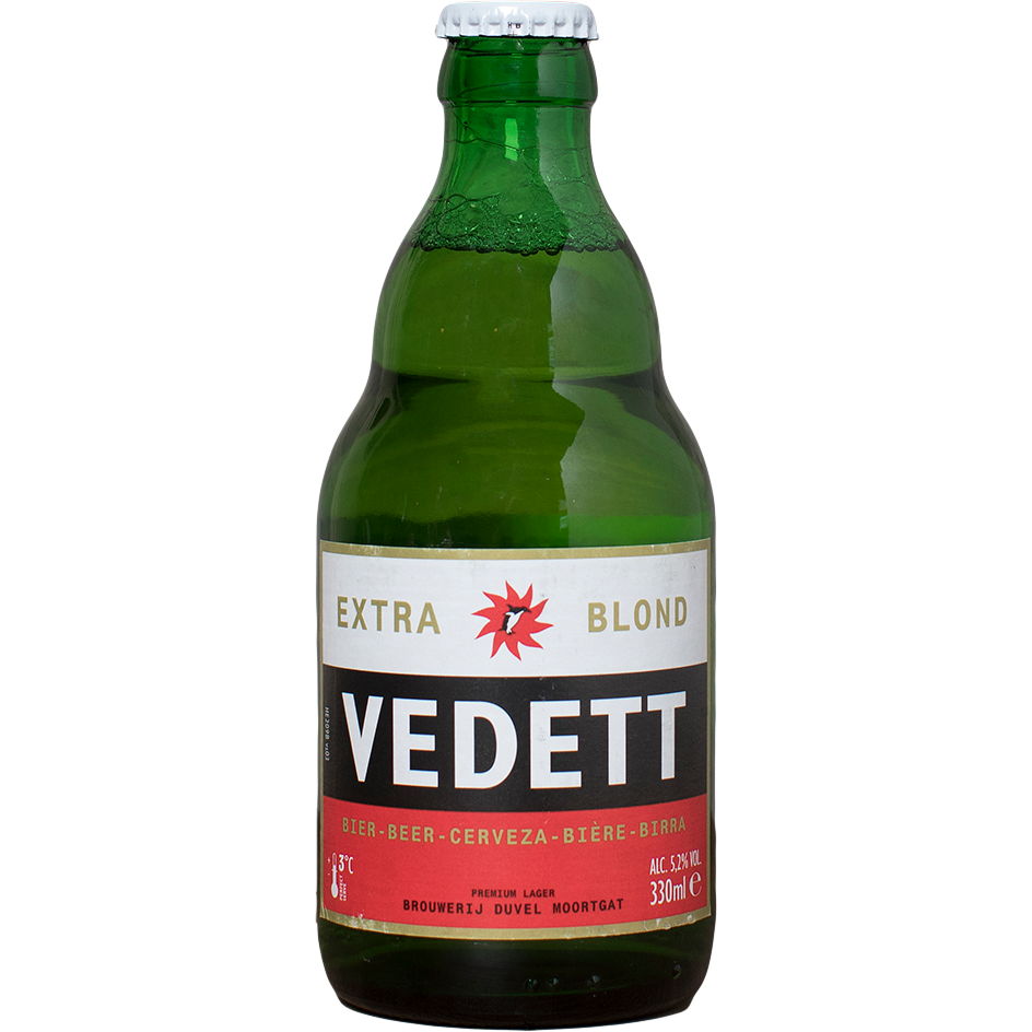 Vedett - The beer shop by Moondog's