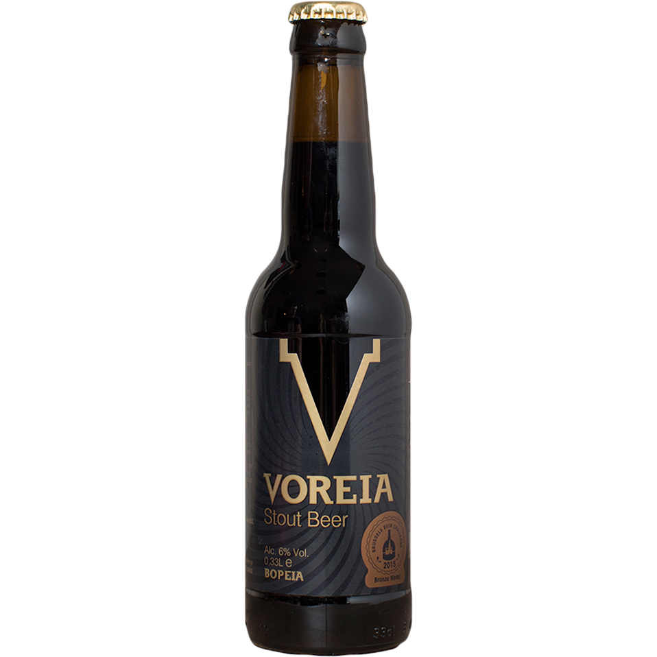 Voreia Stout - The beer shop by Moondog's