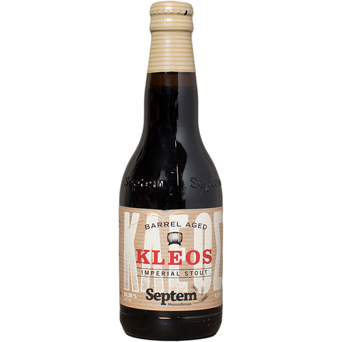Septem Kleos (Imperial Stout) - The beer shop by Moondog's