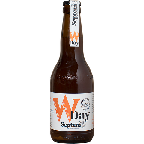 Septem Wednesday Wheat IPA (W-day) - The beer shop by Moondog's
