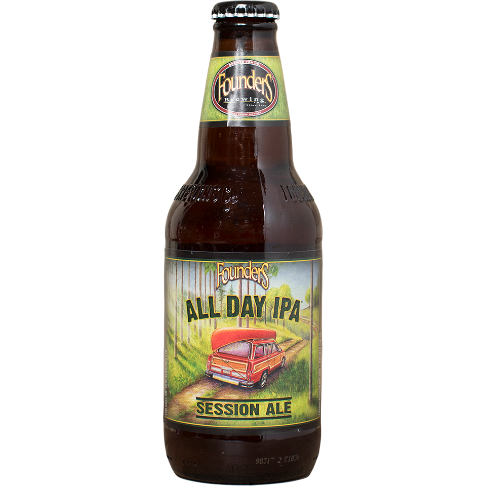 Founders All Day IPA - The beer shop by Moondog's