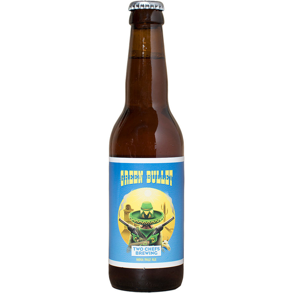 Two Chefs Green Bullet - The beer shop by Moondog's