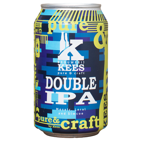 Kees Double IPA - The beer shop by Moondog's