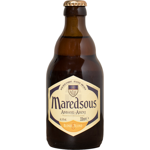 Maredsous Blond - The beer shop by Moondog's