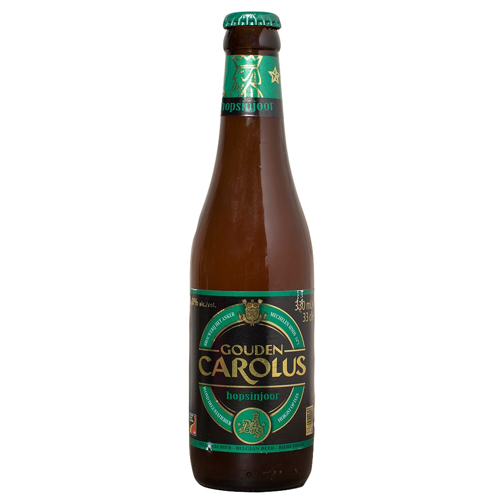 Gouden Carolus Hopsinjoor - The beer shop by Moondog's