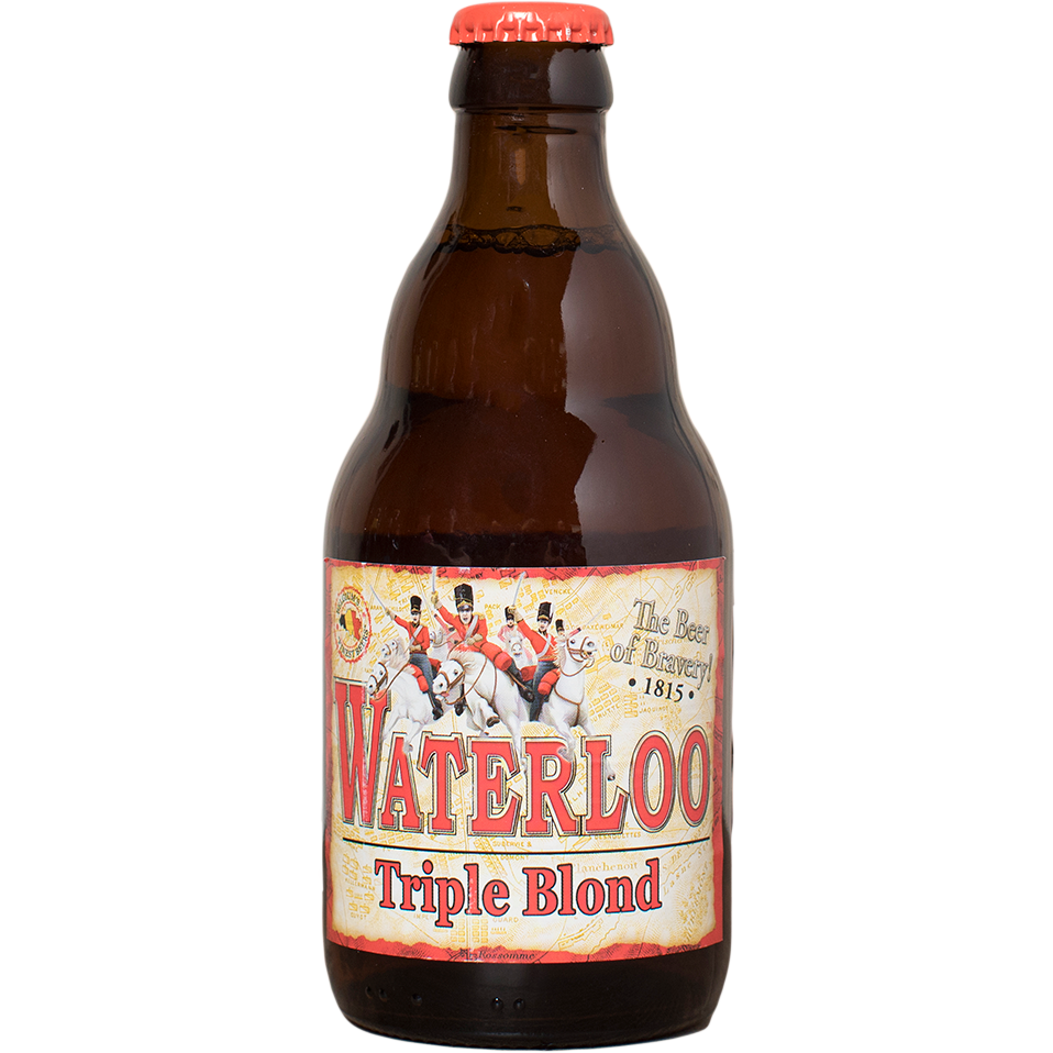 Waterloo Tripel 7 Blond - The beer shop by Moondog's
