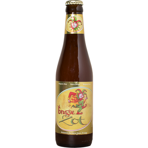 Brugse Zot Blond - The beer shop by Moondog's