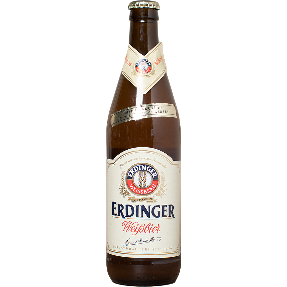 Erdinger  Weissbeir 50cl - The beer shop by Moondog's