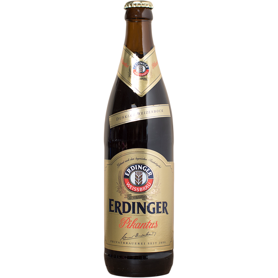 Erdinger Pikantus Bock 50cl - The beer shop by Moondog's