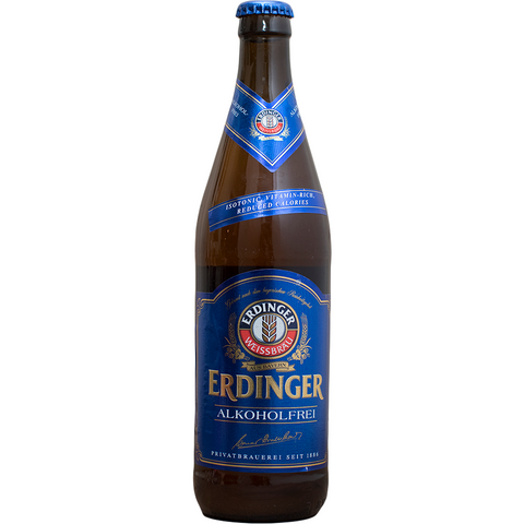 Erdinger Alcohol Free 50cl - The beer shop by Moondog's