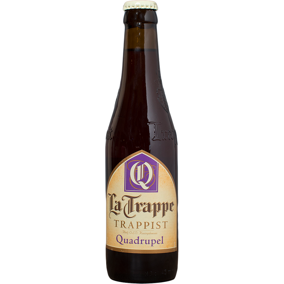 La Trappe Quadrupel - The beer shop by Moondog's