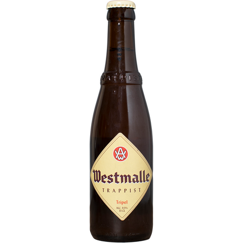 Westmalle Tripel - The beer shop by Moondog's