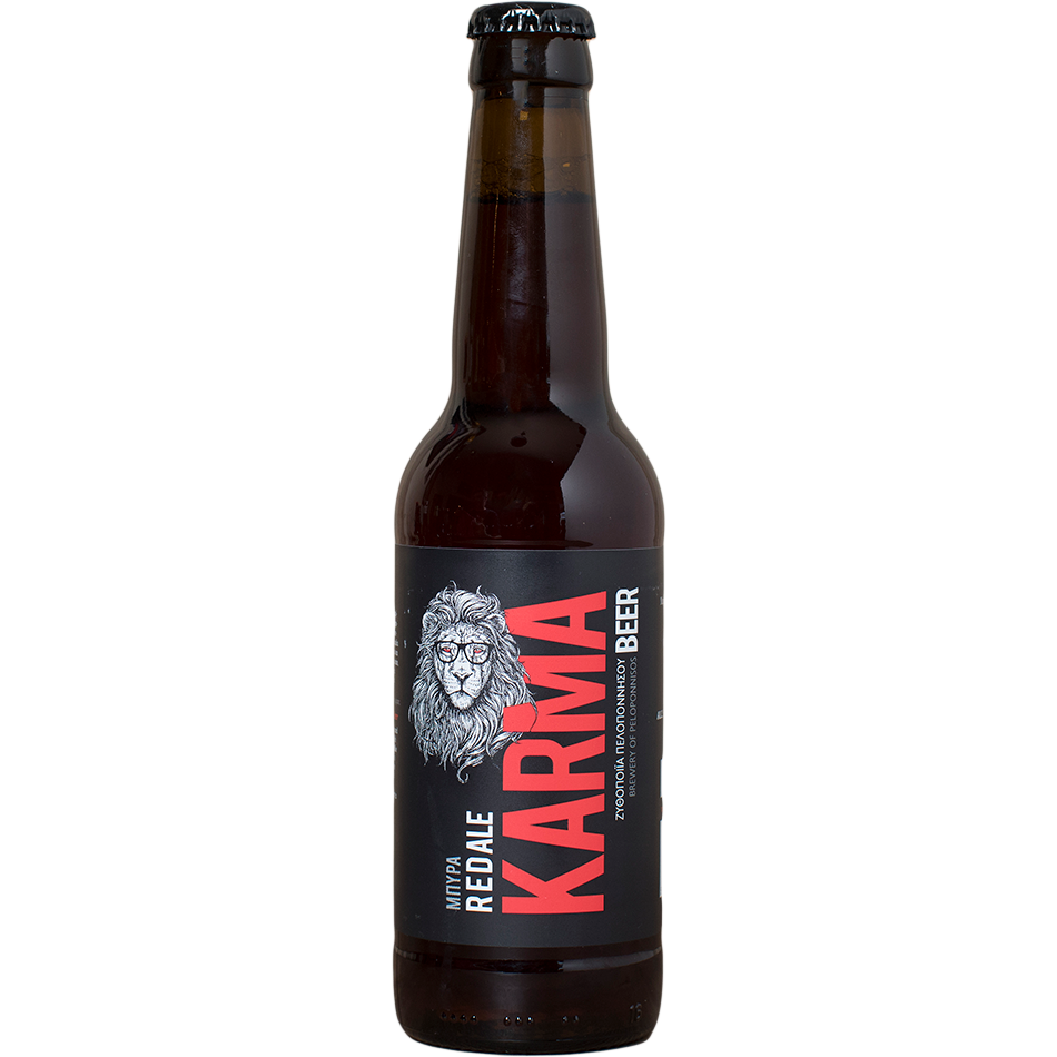 Karma Red Ale - The beer shop by Moondog's