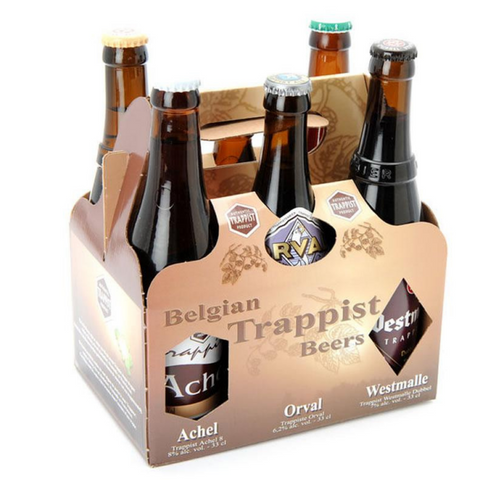 Belgian Trappist Gift Pack (6 x 33cl)