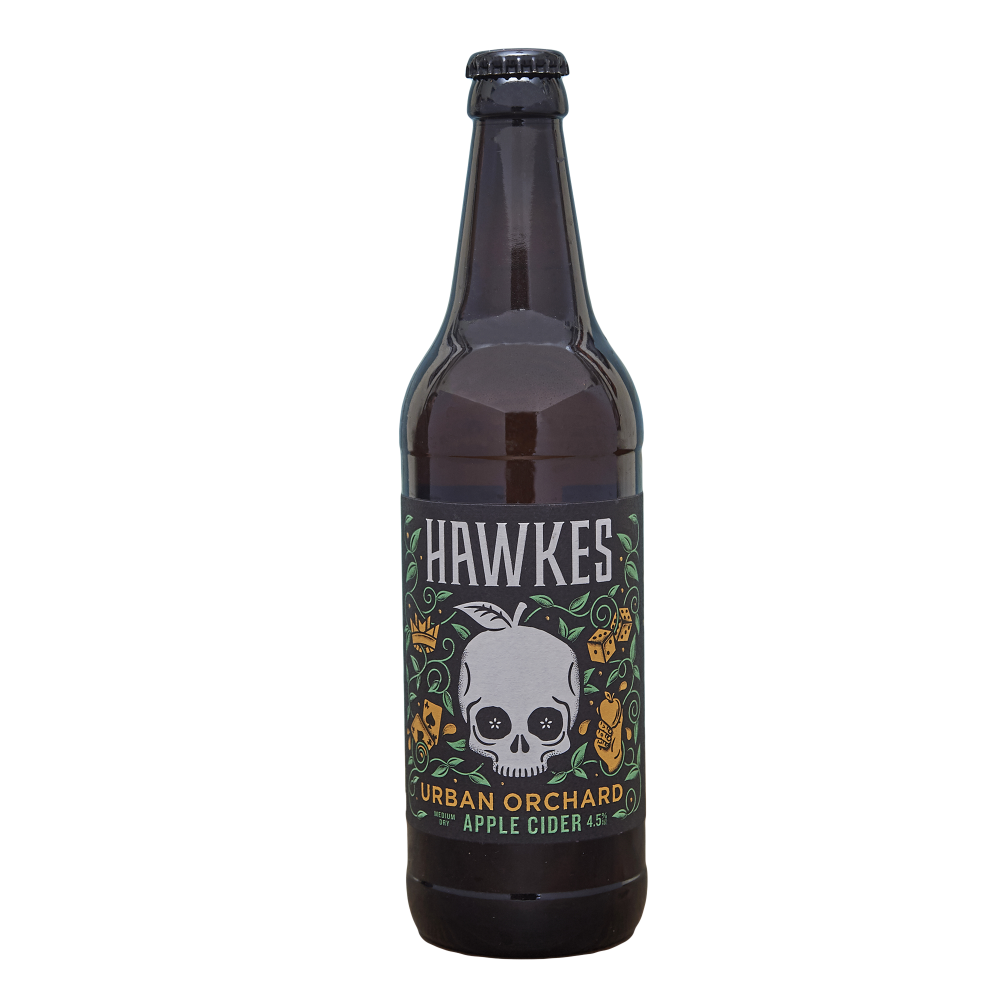 Hawkes Urban Orchard 50cl