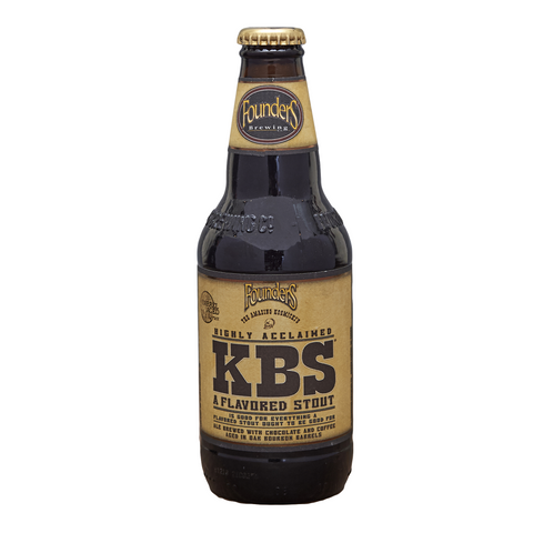 Founders KBS Flavored Stout Aged in Bourbon Barrels