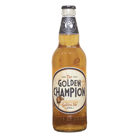 The Golden Champion 50cl