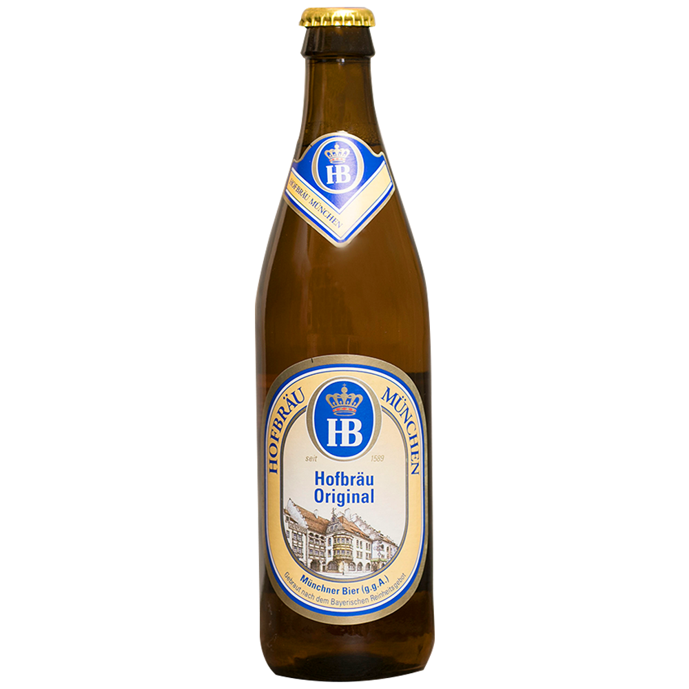 Hofbräu Original 50cl